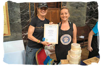 Tyne Cheese Vegan Awards 2016