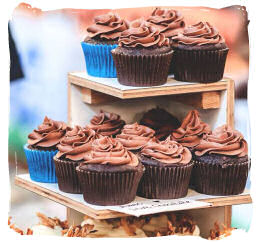 vegan cup cakes
