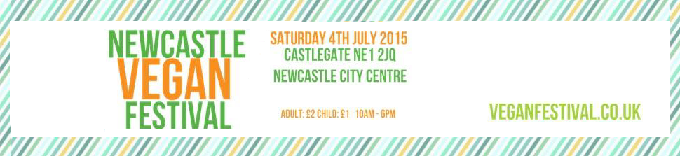 Newcastle upon Tyne Vegan Festival 2014