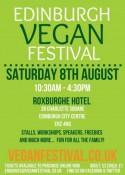 Edinburgh vegan festival review