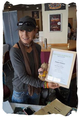 Fiona Oakes Awards Winner 2017