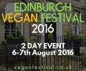 Edinburgh vegan festival 2016