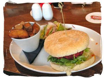 Vegan Pub Newcastle upon Tyne
