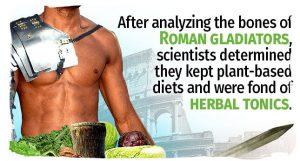 roman vegan