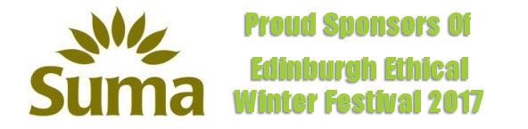 Edinburgh Winter Festival 2017 Sponsored By Suma WholeFoods