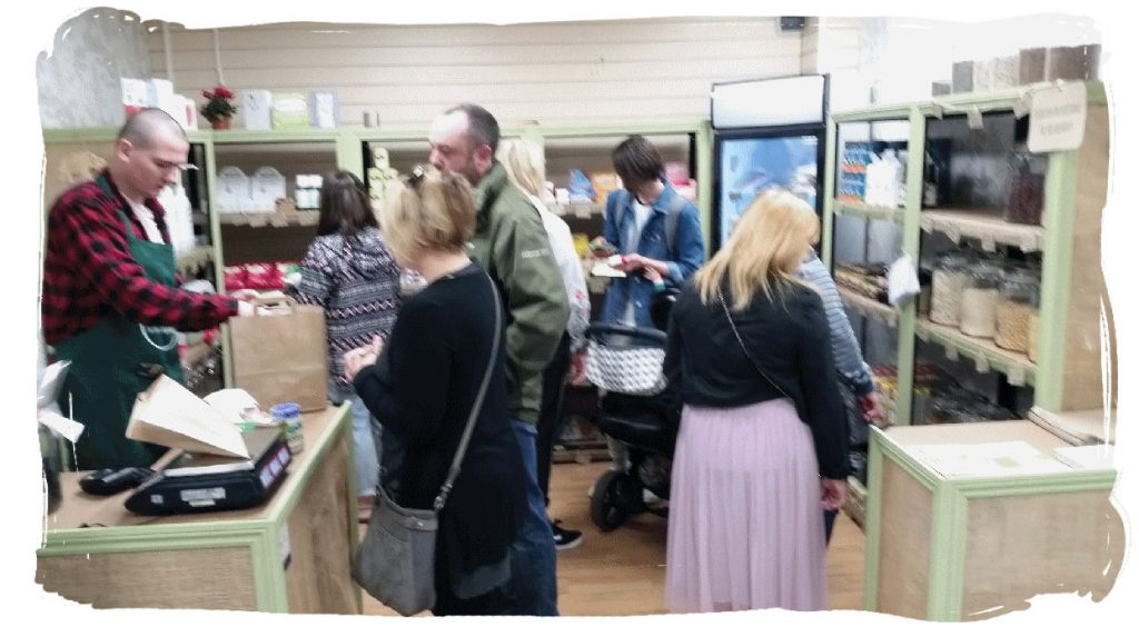 The Little Vegan Market Middlesbrough