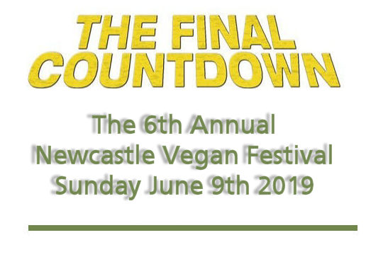 newcastle vegan festival 2019 countdown