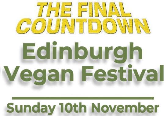 Edinburgh Vegan Festival 2019